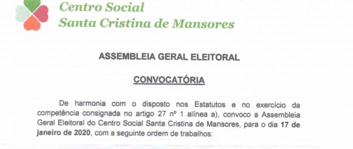 Assembleia Geral Eleitoral