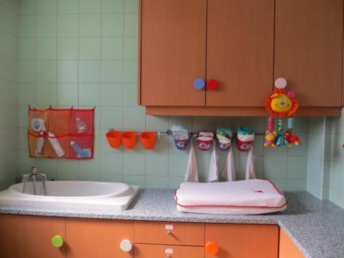Sala de Higienização - Arco-Íris