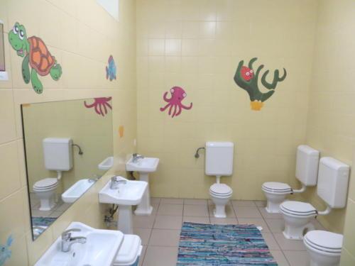 WC - Sala Cores